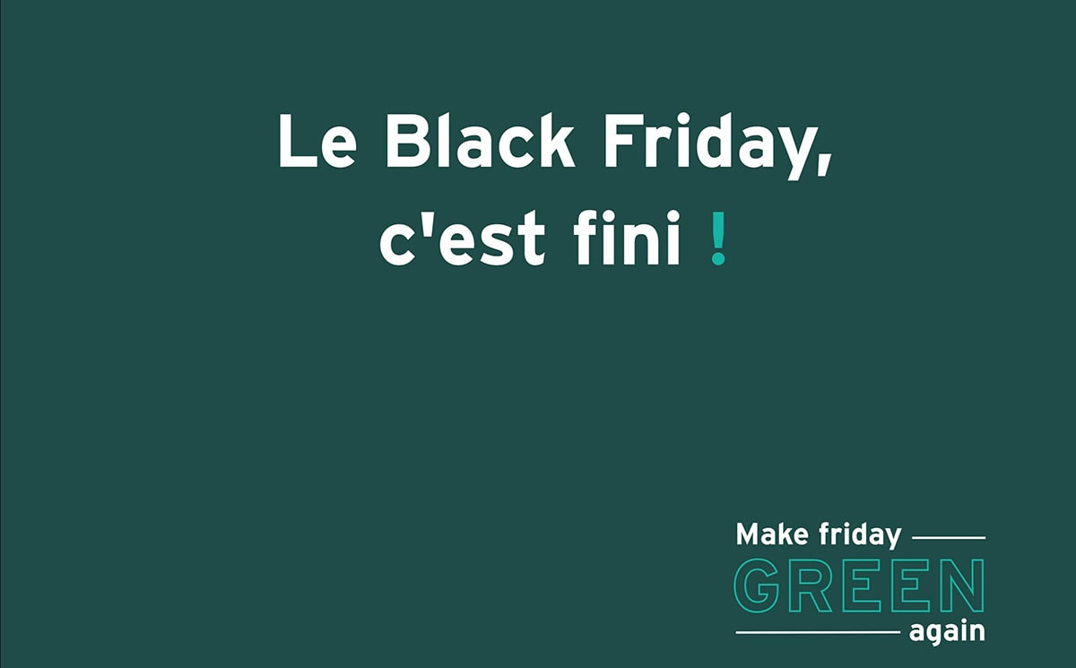 Faguo lance le collectif « Make Friday Green Again »