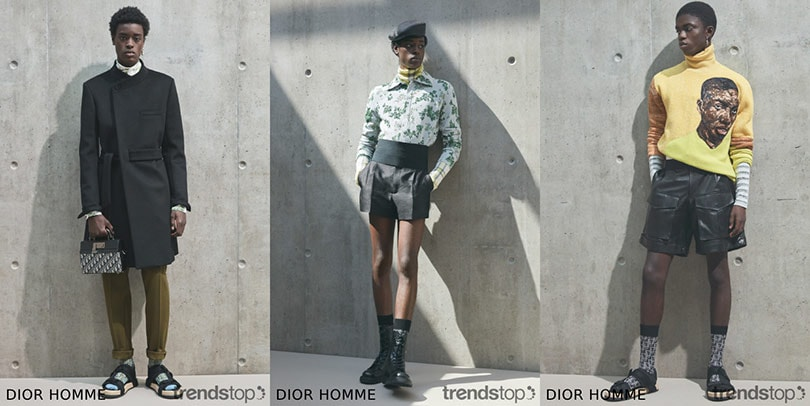 Les temps forts de la fashion week SS21 Homme