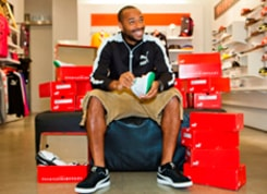 Puma choisit Thierry Henry