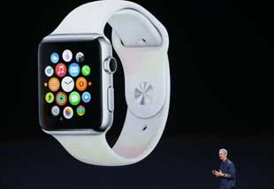 L'industrie suisse doit-elle craindre l'Apple Watch ?