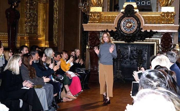 Paris Fashion Week: doudounes chic et luxueuses armures