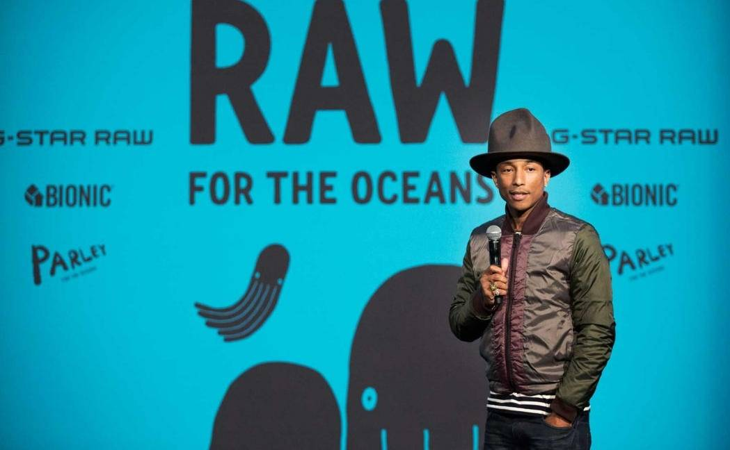 Raw for the Oceans (G-Star) : plus de 2 millions de récipients en plastique recyclés
